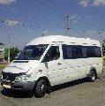 Услуги по аренде (с водителем) микроавтобусов, автобусов по КРЫМУ и УКРАИНЕ