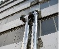 Installation and replacement of industrial chimneys and flues