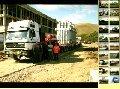 Перевозка негабаритных грузов до 300 тонн.