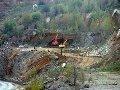 Добыча графита открытым способом ( Graphite open-pit mining )