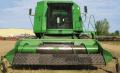 Уборка урожая зерновых, сои ( жатки флекс), кукурузы комбайном JOHN DEERE 9600, пр-во США