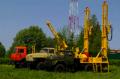 Освоение и бурение нефтяных скважин передвижными установками