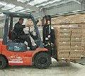 Услуги по перевалке и хранению грузов