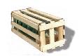 Виды упаковки изоляторов - Тара решетчатая (ТР)