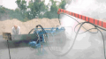 Тепловая очистка нефтепромысловых труб