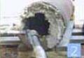 Очистка поверхностей коллекторов, трубопроводов любого диаметра и любой длинны