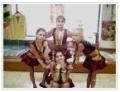 Детская хореография и ритмика, школа «Азы балета», школа современного бального танца, школа Hip-Hop и R$B, сценический народный танец, «Школа танцев народов мира», эстрадный танец.