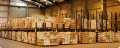 Warehouse services in storage of freights