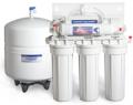 Установка фильтра очистки воды со сбросом в канализацию