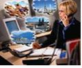 Услуги турагента по организации внутреннего туризма