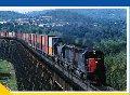 Послуги із супроводу й одержання вантажів у місці призначення для залізничних перевезень