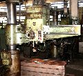 Drilling operations on machines 2M55