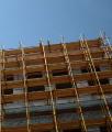 Работы на строительных лесах
