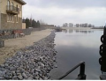 Shore protection works