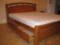 Изготовление кроватей из натурального дерева
