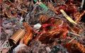 Обработка отходов лома драгоценных металлов