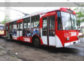 Реклама на / в транспорте (троллейбусы, маршрутки)