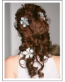 Стрижка и укладка волос с выездом на дом в Киеве по низким ценам качественно от салона, прически вечерние, свадебные на дома