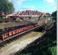 Cтроительство железнодорожных путей
