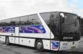 Автобусы оборудованные аудио- и видеосистемой.
