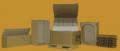 Оптовая продажа упаковки из гофрокартона львов