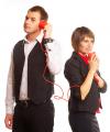Телефония    * организация телефонной связи с предоставлением прямых киевских телефонных номеров.   * Неограниченное количество линий на номер.      * Виртуальная ІP- АТС    * Хостінг (виртуальный почтовый сервер, VPS, регистрация доменных имен.)    * VP