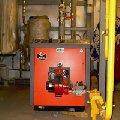 Repair of the boiler equipmen