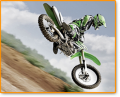 Hire, lease of cross motorcycles
