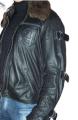 Мужские и женские кожаные куртки из США, а также куртки из нейлона.