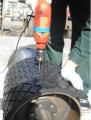 Футеровка, гуммирование барабанов, ремонт приводного барабана 2Л-100У с заменой футеровки в Украине