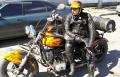 Аэрография мотоциклов, шлемов, яхт, вертолетов