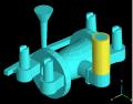 Технология децентрализованного изготовления  экзотермических и теплоизоляционных открытых и закрытых прибылей (оболочек)