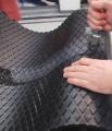 Футеровка, замена футеровки приводного барабана 2Л-100У и прочие ремонты шахтного оборудования в Украине