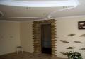 Нанесение декоративной штукатурки, услуги по внутренней отделки помещений
