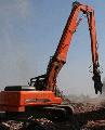 Демонтаж сооружений, находящихся в аврийном состоянии