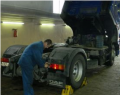 Repair of trucks Chinese, repair of trucks European, repair of trucks American