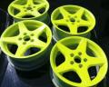 Рихтовка литых и стальных колесных дисков мотоциклов