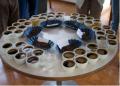 Дегустационный зал для оценки вкусовых качеств, аромата кофе.