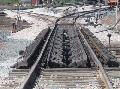 Капитальный ремонт железнодорожных путей со сборкой рельсошпальной решетки на звеносборочных базах