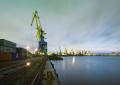 Портовое и доковое обслуживание судов