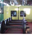 Модернизация и наладка колесотокарного станка с ЧПУ. : Ремонт станков. Наладка станков