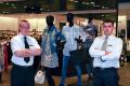 Охрана магазинов и торговых центров