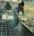Гидроизоляция материалами Hygrostopu низа фундаментной плиты при строительстве высотного дома
