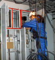 Электромонтажные услуги, прокладка электрокабеля, замена электропроводки, услуги сантехнические недорого Киев