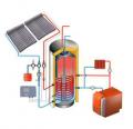 Установка гелиосистем на всей территории Украины,Монтаж систем солнечного нагрева воды, гелиосистемы