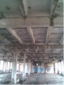 Разборка сооружений, зданий на плиты
