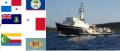 Registration of yachts under a flag of Ukraine, Panama, British Virginskiye of Islands, Komora Syerr – Leone, Beliza, Malta, Jersey and others
