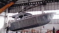 Ship repair of yachts, vessels, sale of boats Kiev, Odessa