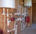 Монтаж и реконструкция систем отопления