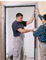 Монтаж дверей собственного производства